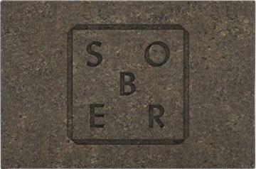 sober Soap 'Scrub' in