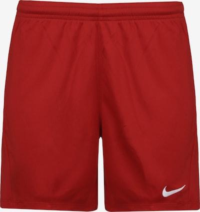 NIKE Sportbroek in de kleur Rood, Productweergave