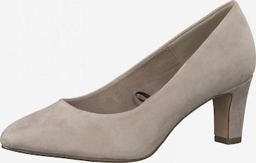 TAMARIS Pumps i grå