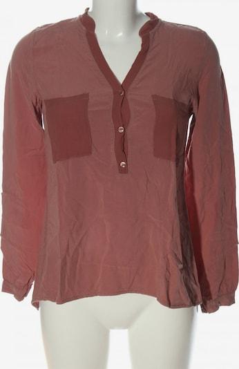 Dixie Hemd-Bluse in XS in braun / rot, Produktansicht