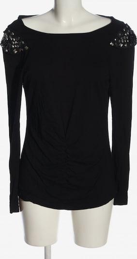 Nicowa Langarm-Bluse in XXL in schwarz, Produktansicht