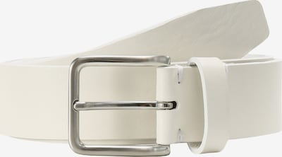 Lloyd Men's Belts Ledergürtel in weiß, Produktansicht