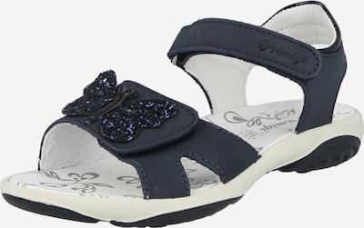 PRIMIGI Sandale in marine: Frontalansicht
