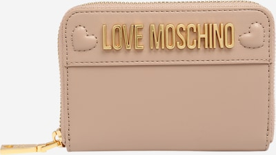 Love Moschino Peněženka - šedobéžová, Produkt