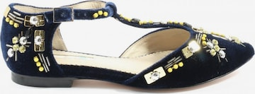 Boden Flats & Loafers in 38 in Blue