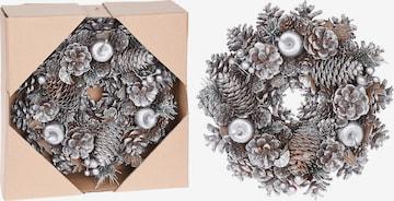 Koopman Figure/Sculpture in Silver