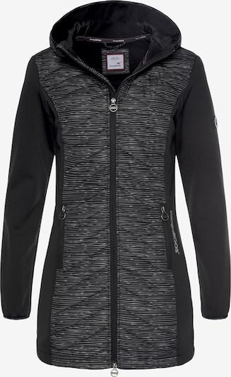 KangaROOS Jacke in grau / schwarz, Produktansicht