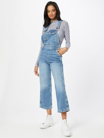 Pepe Jeans Tuinbroek jeans 'SHAY' in Blauw