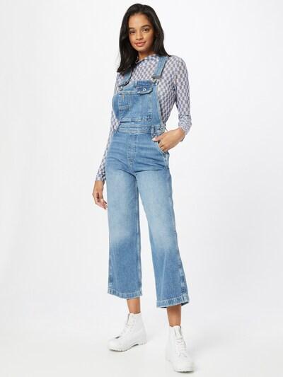 Pepe Jeans Farkkuhaalari 'SHAY' värissä sininen denim, Mallinäkymä