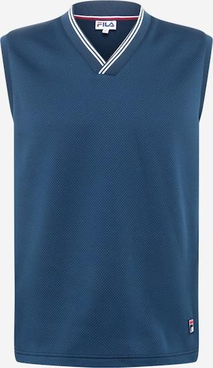 FILA Slipover Classic Paul Tennispolunder Herren in blau, Produktansicht