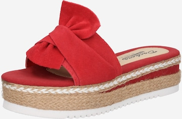 Dockers by Gerli Mules in Red
