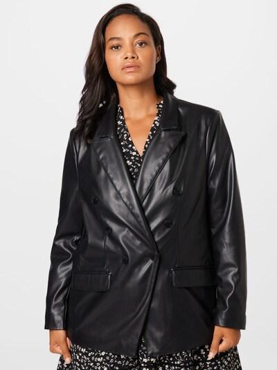 Guido Maria Kretschmer Curvy Collection Blazer 'Maira' in schwarz, Modelansicht