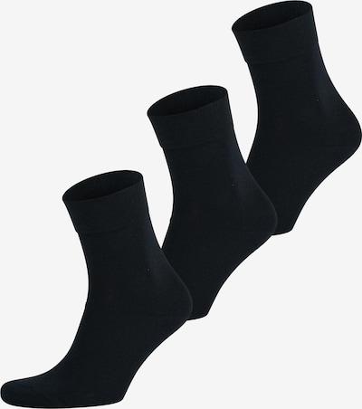 ELBEO Sokken ' 3er-Pack Fresh Komfort ' in de kleur Nachtblauw, Productweergave