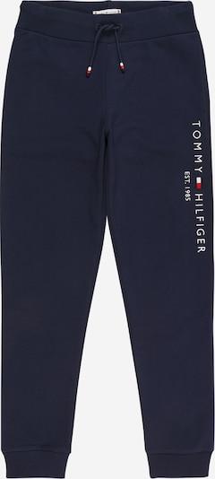 Pantaloni TOMMY HILFIGER di colore navy / rosso / bianco, Visualizzazione prodotti