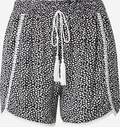 Molly BRACKEN Pantalon en noir / blanc, Vue avec produit