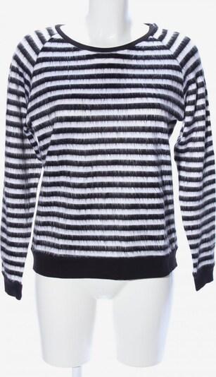 VILA Sweatshirt in L in schwarz / weiß, Produktansicht