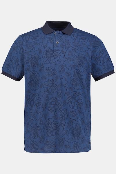 JP1880 Poloshirt in nachtblau, Produktansicht
