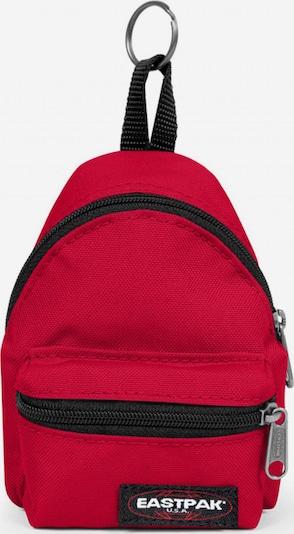 EASTPAK Sleutelhanger in de kleur Rood / Zwart, Productweergave
