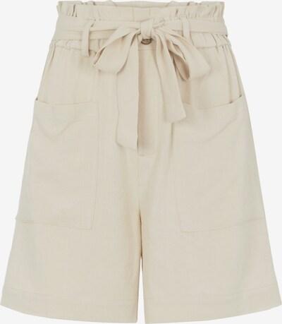 OBJECT Shorts 'Hady' in beige, Produktansicht