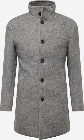 Palton de primăvară-toamnă 'Ontario' Bruun & Stengade pe gri, Vizualizare produs