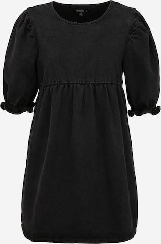 Missguided Petite Kleid in Schwarz