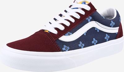 Sneaker low 'Old Skool' VANS pe albastru / albastru deschis / purpuriu / alb, Vizualizare produs
