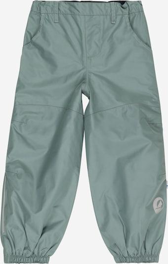 FINKID Pantalon 'PIKSA' en vert pastel, Vue avec produit