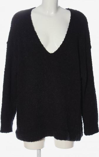 Urban Outfitters Oversized Pullover in S in schwarz, Produktansicht