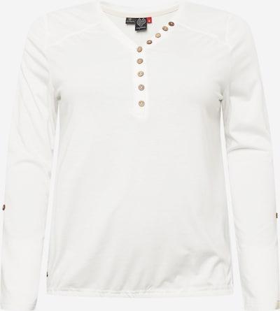 Ragwear Plus Camiseta en blanco, Vista del producto