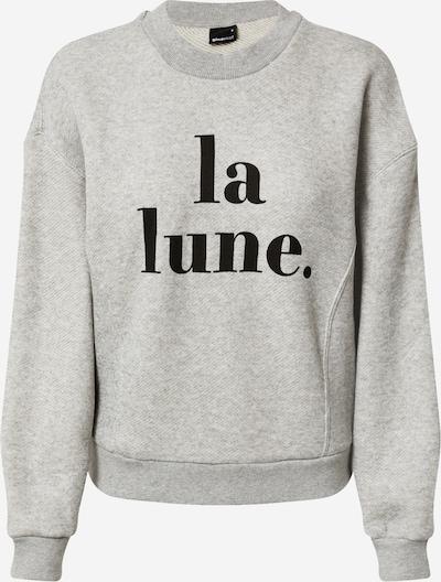 Gina Tricot Sweatshirt 'Audrey' i grå, Produktvisning
