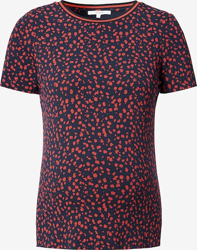 Noppies T-Shirt 'Ashford' in navy / rot, Produktansicht