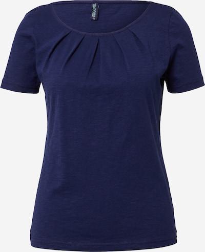 Tranquillo Shirt in navy, Produktansicht