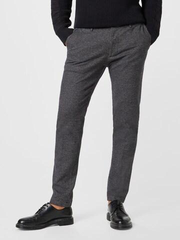 Pantalon chino 'BRODY' CINQUE en gris