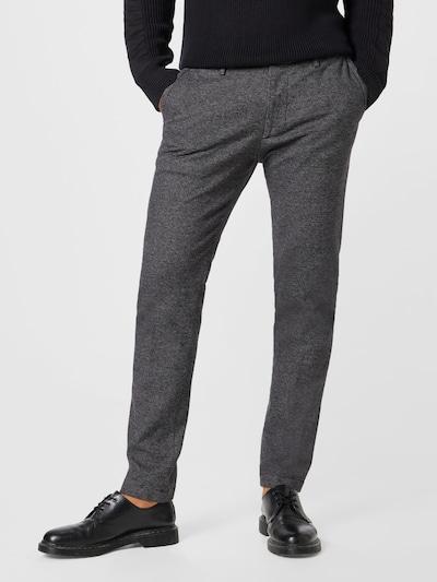 CINQUE Chino kalhoty 'BRODY' - šedý melír, Model/ka