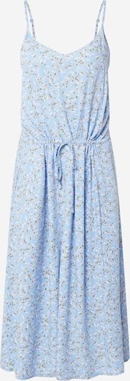 NÜMPH Kleid 'CARMEL' in hellblau / honig / rosa / weiß, Produktansicht