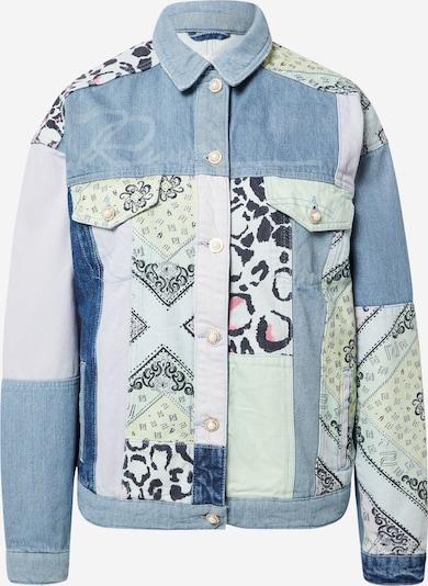 River Island Jacke in blue denim / mischfarben, Produktansicht