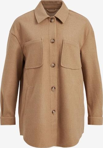 VILA Between-season jacket 'Kimmi' in Brown