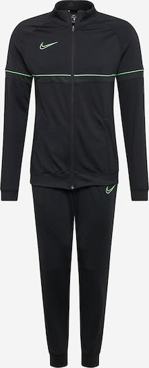 Îmbrăcaminte sport NIKE pe verde neon / negru, Vizualizare produs