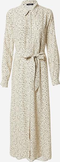 SELECTED FEMME Kleid in beige / schwarz / weiß, Produktansicht