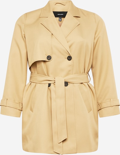 Vero Moda Curve Between-seasons coat 'CELESTE' in Beige, Item view