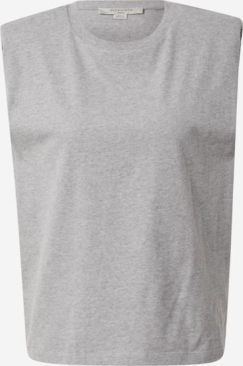 AllSaints Μπλουζάκι 'Coni' σε ανοικτό γκρι, Άποψη προϊόντος