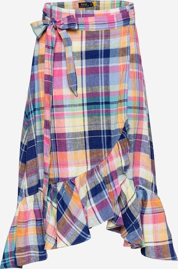 POLO RALPH LAUREN Sukně - námořnická modř / mix barev, Produkt