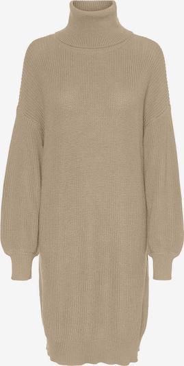 Noisy may Gebreide jurk 'Siesta' in de kleur Lichtbruin, Productweergave
