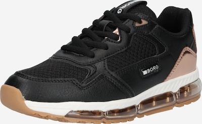 BJÖRN BORG Sneaker 'X500 MSH K' in rosegold / schwarz, Produktansicht