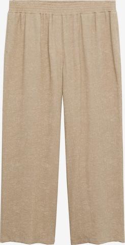 Pantaloni 'Jack' de la MANGO pe gri