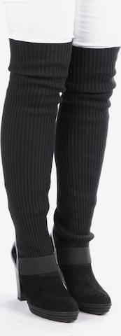 HOGAN Dress Boots in 40 in Black