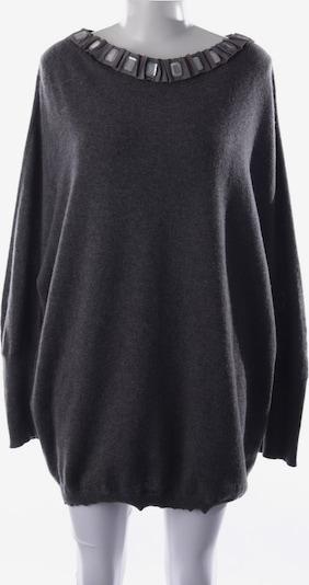 Dior Pullover / Strickjacke in M in dunkelgrau, Produktansicht