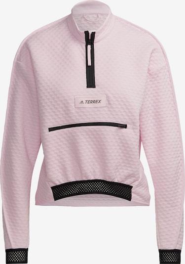 adidas Terrex Athletic Sweatshirt in Dusky pink, Item view