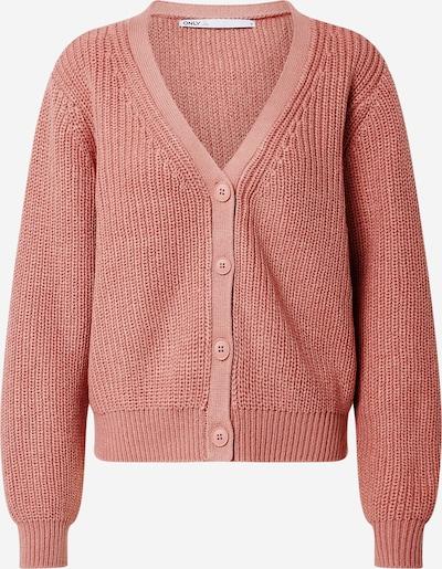 ONLY Strickjacke 'Sookie Melton' in rosa, Produktansicht