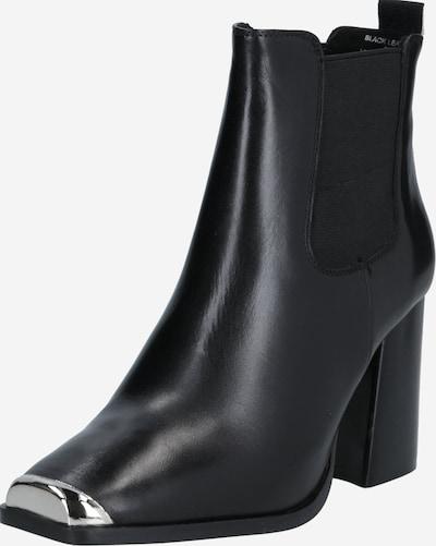 Steven New York Chelsea Boots 'PETTY' en noir, Vue avec produit